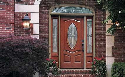 Classic Craft Mahogany Door in Green Bay WI