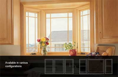 Glider windows by Marvin available in various configurations