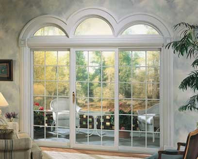 Soft-lite patio doors in Green Bay WI