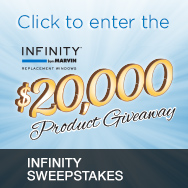 Infinity Windows by Martin Product Giveaway